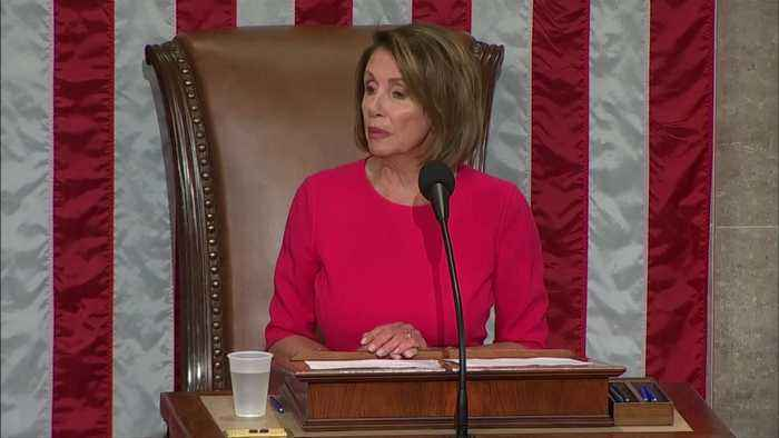 'Transparency will be the order of the day': Speaker Pelosi