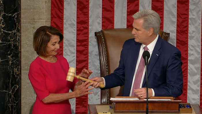 Eye Opener: Democrats take control of House as shutdown continues