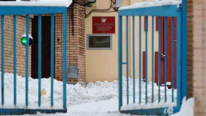U.K. Looks To Gain Consular Access To Suspected Spy Whelan Detained In Russia