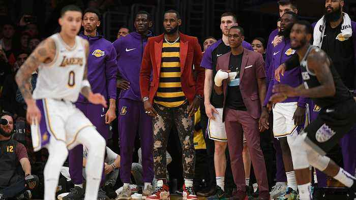 LeBron James to Be Re-Evaluated in One Week as Los Angeles Enters a Soft Part of Its Schedule