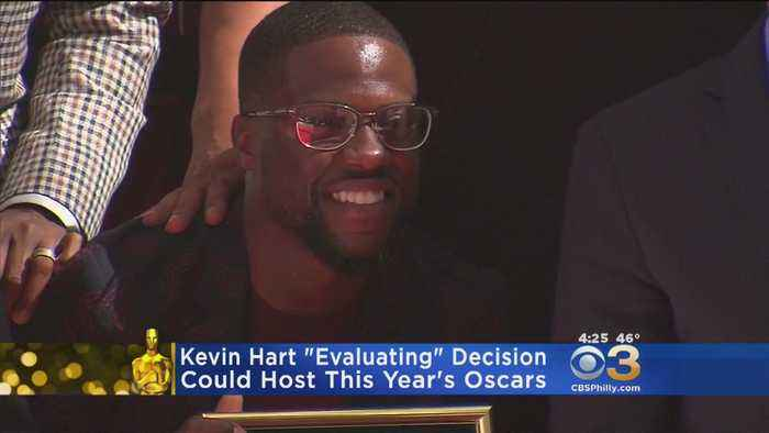 'Somebody Has To Take Stand Against Trolls': Comedian Kevin Hart Considering Oscar Hosting Gig Again