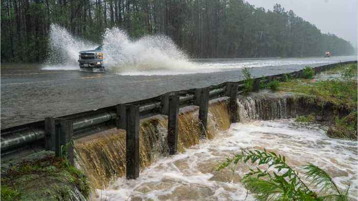 Two Former South Carolina Police Officers Charged In Hurricane Deaths