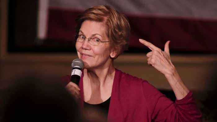 Warren's Native American Ancestry Claims Could Dog Her Throughout Presidential Bid