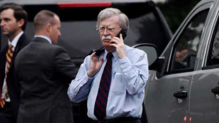 Bolton Heads To Turkey, Israel To Talk US Syria Withdrawal