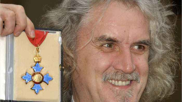 Billy Connolly Says His Life Is Not 'Slipping Away'
