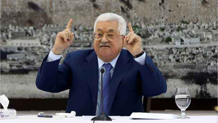 Hamas Arrests Gaza Men Suspected of Attacking Abbas's TV Station