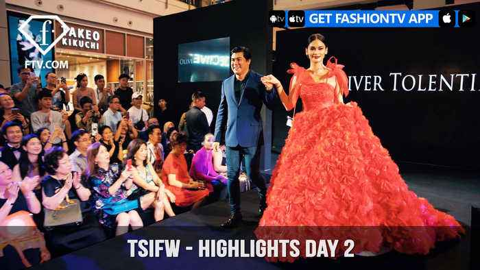 Thai Silk International Fashion Week Highlights Day 2 | FashionTV | FTV
