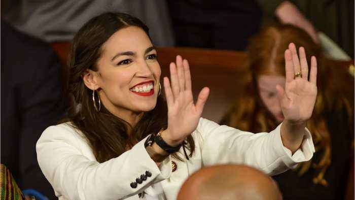 Ocasio-Cortez's 'Green New Deal' Would Raise Taxes On Millionaires