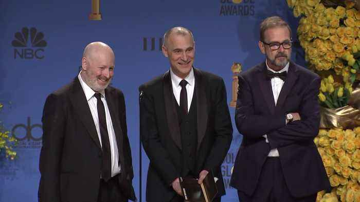 'The Americans' Win Best Television Series Drama | Golden Globes 2019