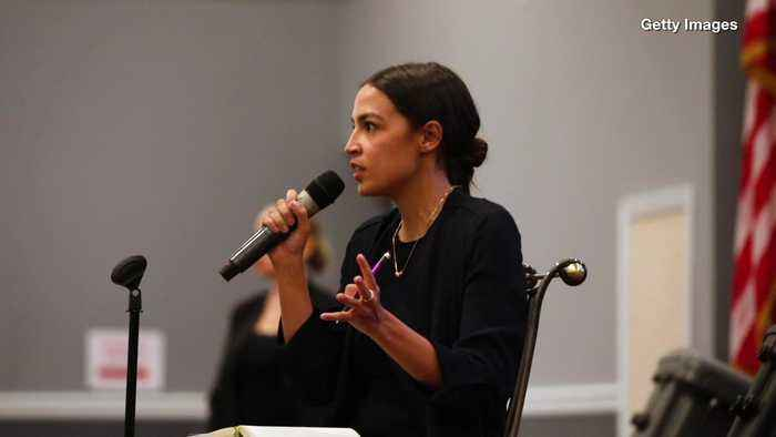 Alexandria Ocasio-Cortez Says 'No Question' Donald Trump is a Racist