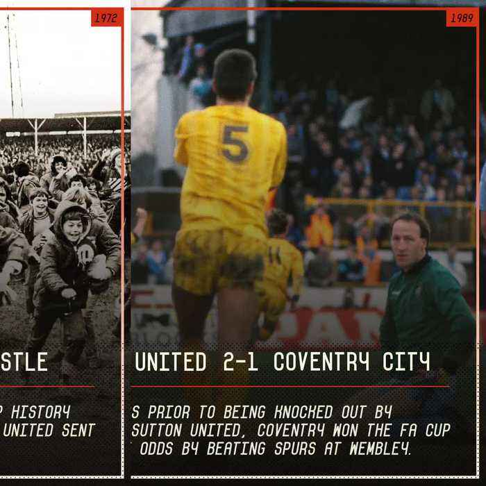 FA Cup Third Round upsets