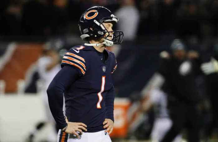 Cody Parkey Hits Upright Again As Bears Lose To One News Page Video