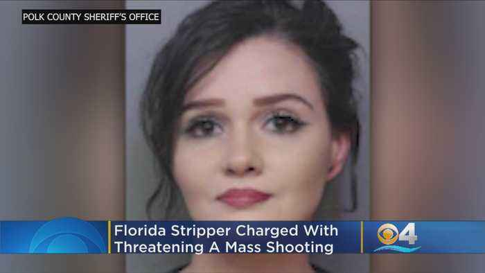 Florida Stripper Arrested After Threatening Mass Shooting