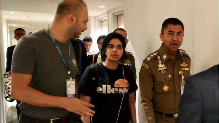 Saudi Woman Barricaded In Hotel In Thailand Says Family Wants To Kill Her