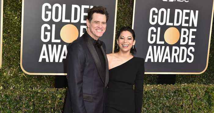 Jim Carrey Is Dating Actress Ginger Gonzaga! See the Couple's Sweet Red Carpet Debut