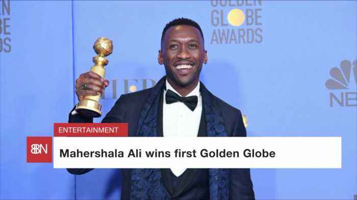 Mahershala Ali Takes Home First Golden Globe And Gives Stunning Speech