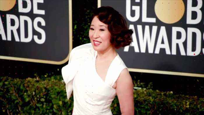 Sandra Oh Made Golden Globes History