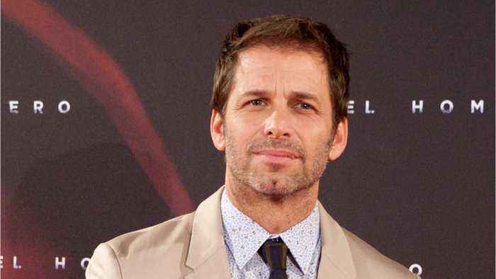 Zack Snyder Starts Production Company