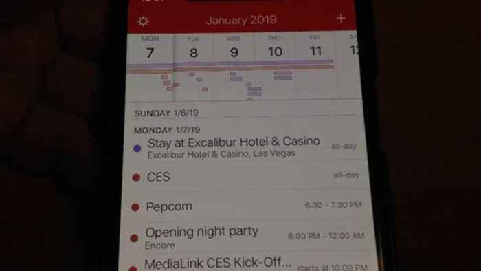 VIDEO What the Tech? App of the day: Fantastical 2
