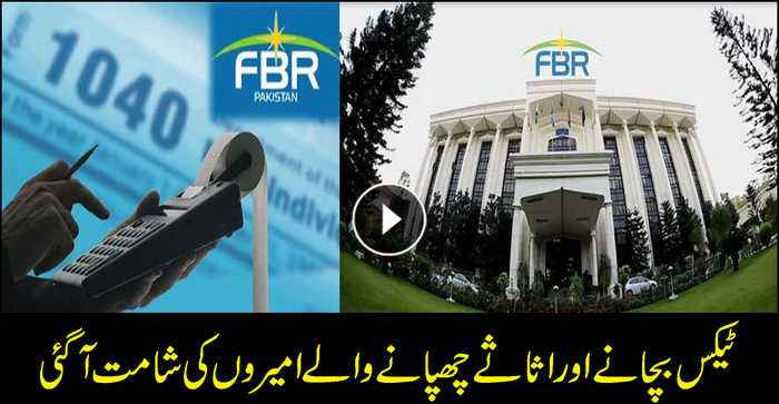 FBR to take strict action against tax dodgers