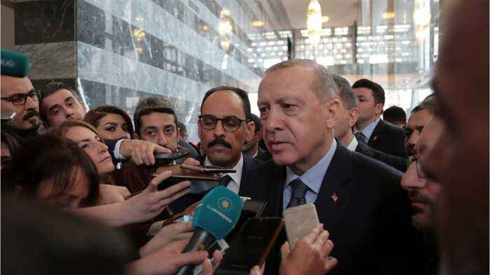 Turkish President Calls US Security Comments A 'Serious Mistake'