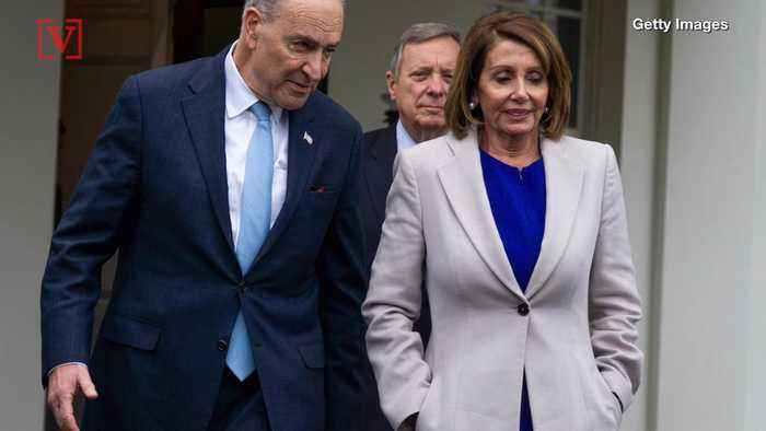 Pelosi and Schumer Call For Equal Airtime After Trump's Oval Office Address on Border Security