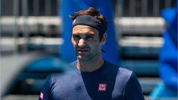 Roger Federer Cried In Interview