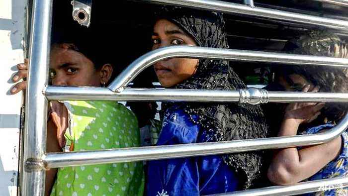 India slammed for deporting Rohingya refugees