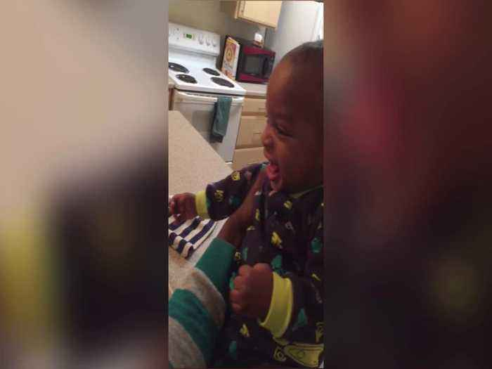 Is this the Cutest Baby Video Ever?