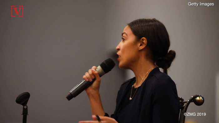 Alexandria Ocasio-Cortez Fires Back at Columnist for Comparing Her to Sarah Palin