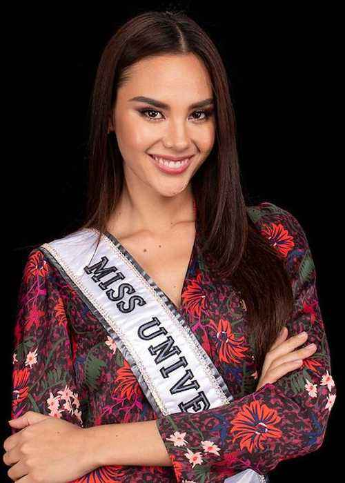Catriona Gray Speaks On Miss Universe 2019