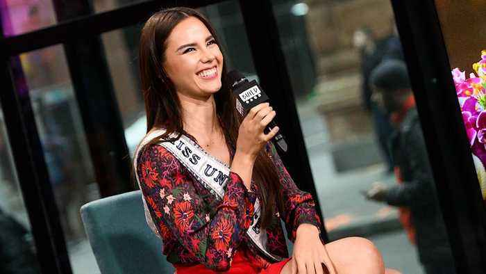 What Anchored Catriona Gray To Pursue Becoming Miss Philippines
