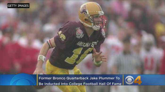 Former Broncos QB Jake Plummer Voted In To College Football Hall Of Fame