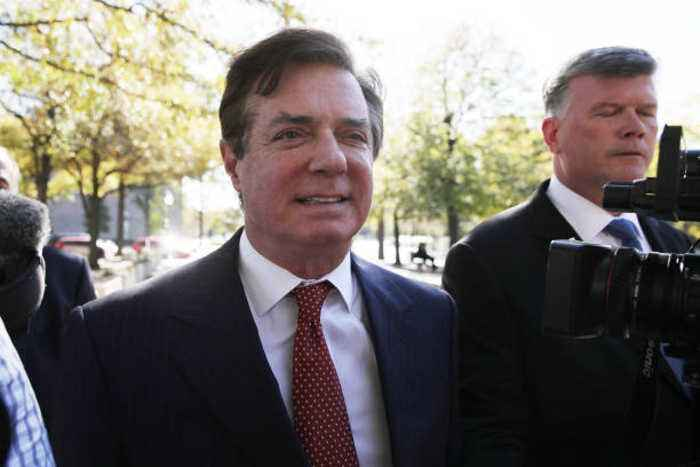 Manafort Shared Polling Data With Russian Associate