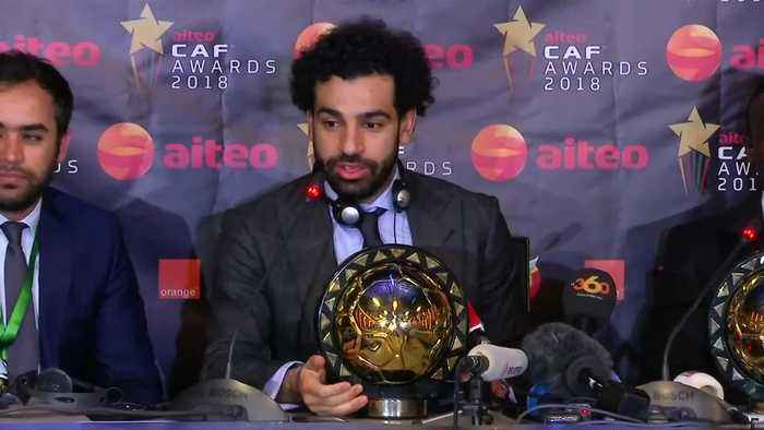 Salah has mixed feeling over Egypt hosting African Nations Cup