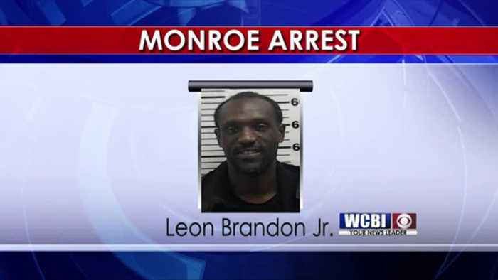 Monroe County Arrest on Multiple Charges - 1/8/19