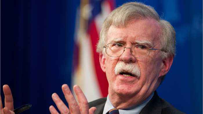 President Trump's National Security Adviser Reportedly Disappointed In Talks With Turkey
