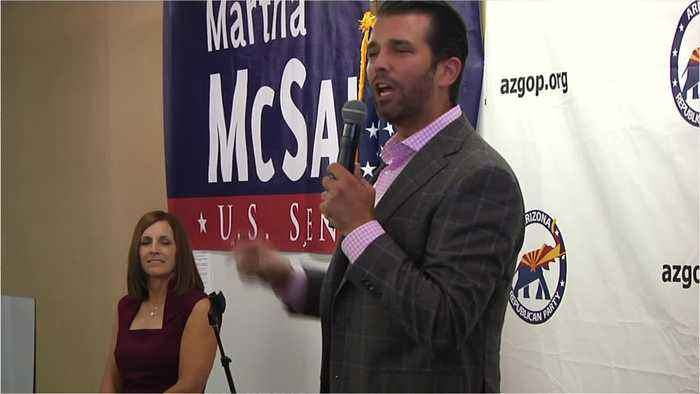 Trump Jr. Compared Immigrants To Zoo Animals In Instagram Story