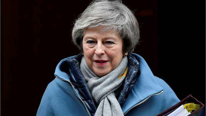 Theresa May Suffers Defeat As Brexit The Debate Resumes