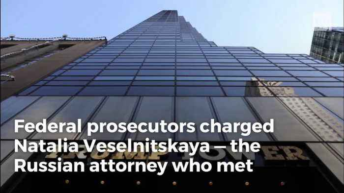 DOJ Indicts Russian Attorney from Trump Tower Meeting with Obstruction of Justice