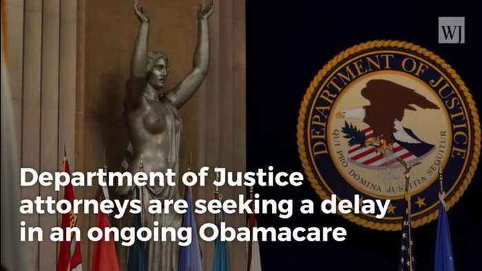 Obamacare Lawsuit Will Move Forward, Justice Department Makes Massive Announcement In Midst Of Gov't Shutdown