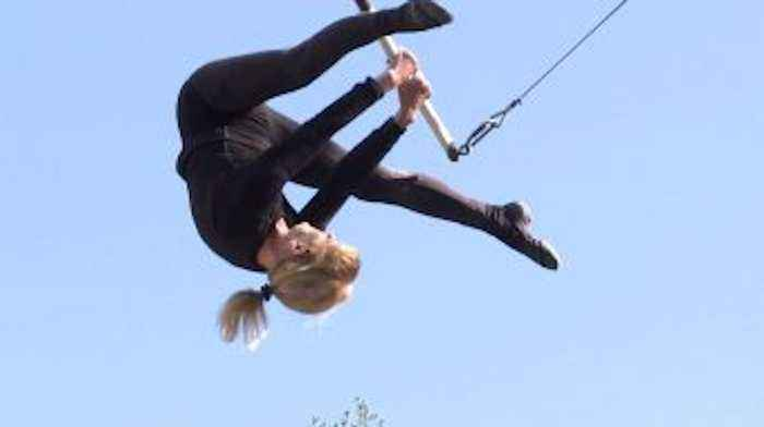 86-Year-Old Woman Earns Guinness World Record for Oldest Trapeze Artist