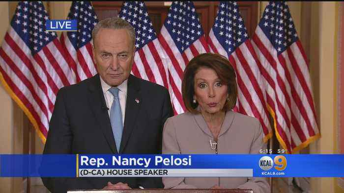 Democrats Respond To President Trump's Oval Office Address