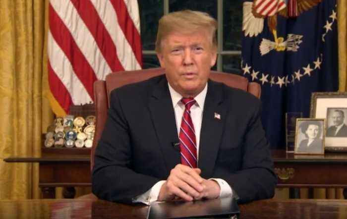 President Trump Addresses the Nation on Border Security