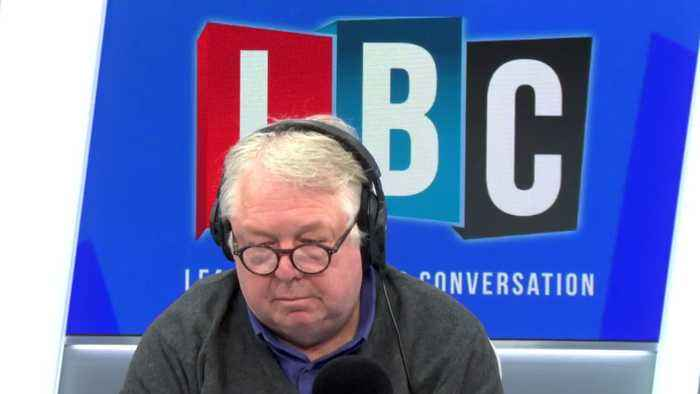 Nick Ferrari Grills Tory MP Trying To Stop No-Deal Brexit
