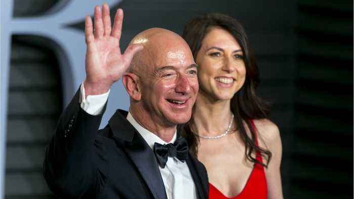 Jeff Bezos' Divorce Could Be The Most Expensive Of All Time