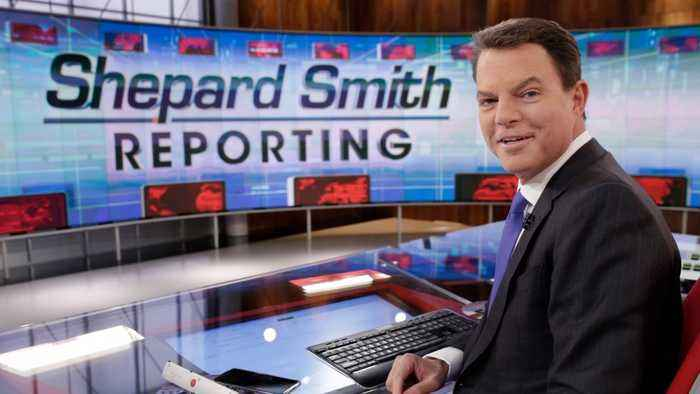 Fox News Host Shepard Smith Offers Fact Check For President Trump's Prime-time Address