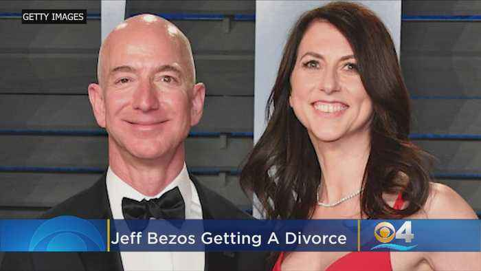 Amazon Ceo Jeff Bezos Wife Divorcing After 25 One News Page Video