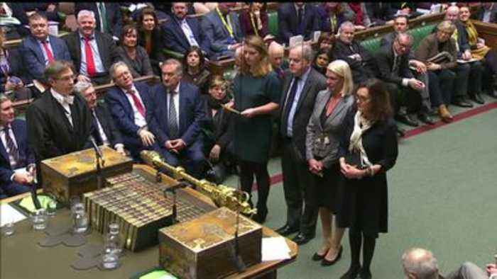 Second defeat in two days over Brexit for PM