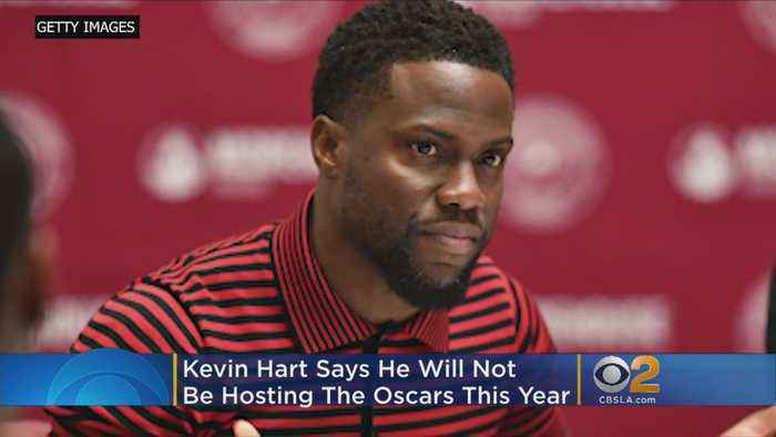Kevin Hart: 'I'm Not Hosting The Oscars'